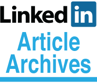 LinkedIn Article Archives
