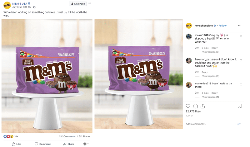 M&M's Smart Product Innovation Combines Consumer Insights with R&D for $169M Annual Sales and Pathway to Future Growth