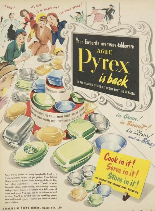 Pyrex Positioning Strategy: Capturing Today's Home Cooks