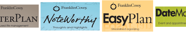 Naming Products: How Franklin Covey Created 4 Classics